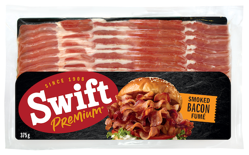 Swift Smoked Bacon…need we say more?